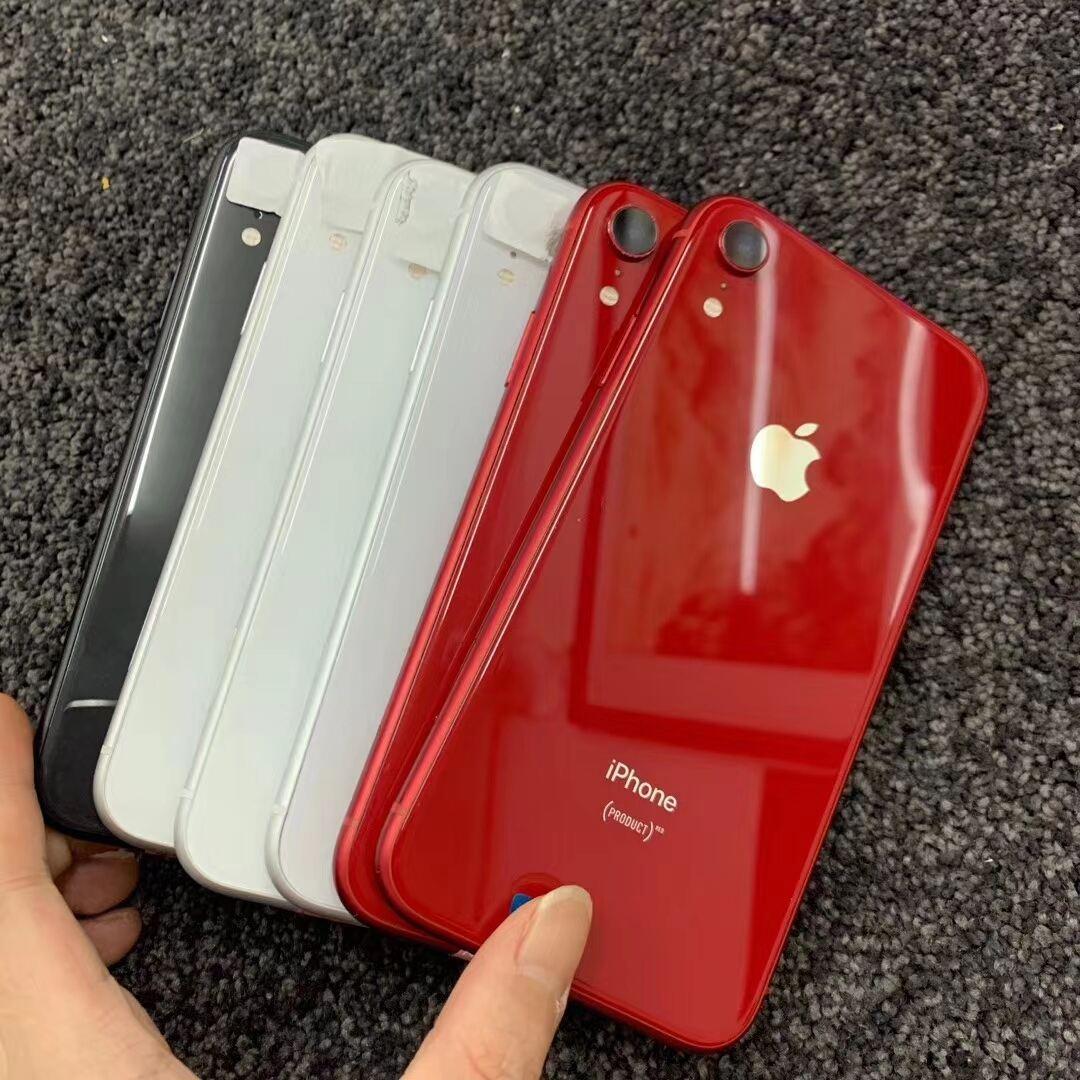 二手苹果/iPhone XR 全网通 原生无锁 精选原装 64G/128G/256G 二手手机 报价批发