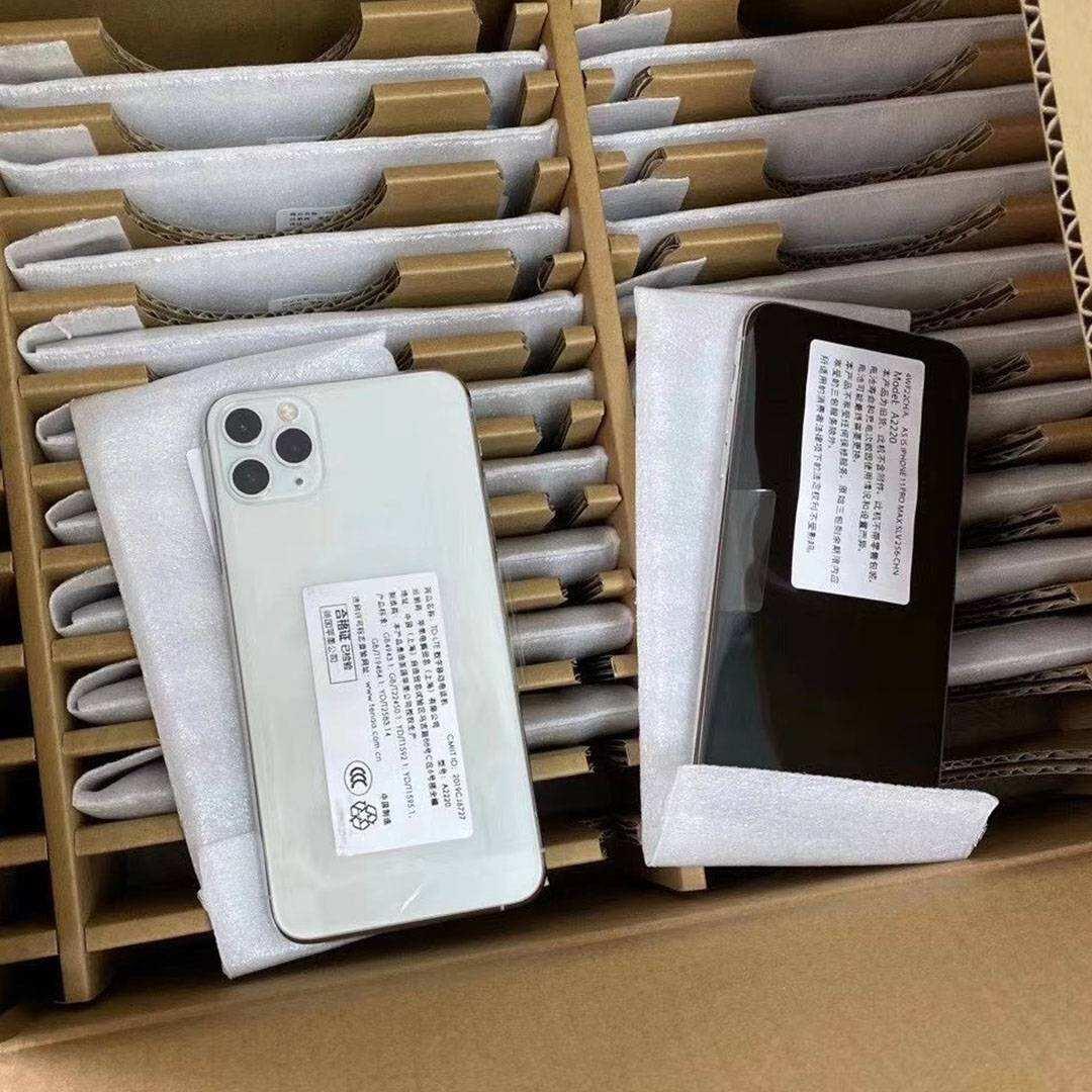 资源机 苹果/iPhone 11 Pro Max 国行 全网通4G 双卡 64G/256G/512G 正品原装 二手手机报价
