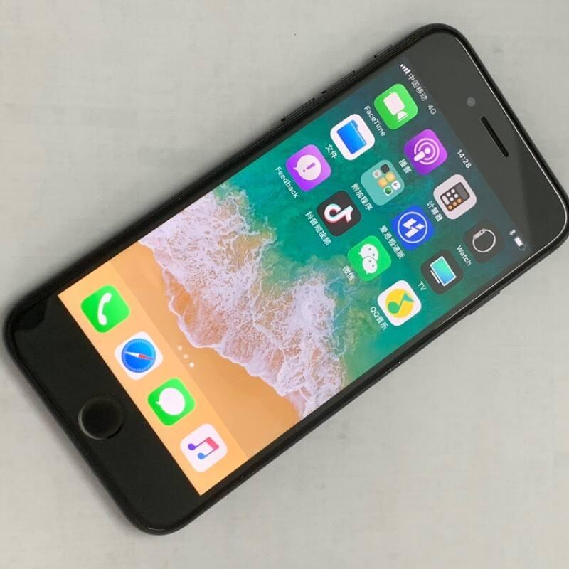 编号8323 二手9新 iPhone7 256G 黑色 全网通4G 美版