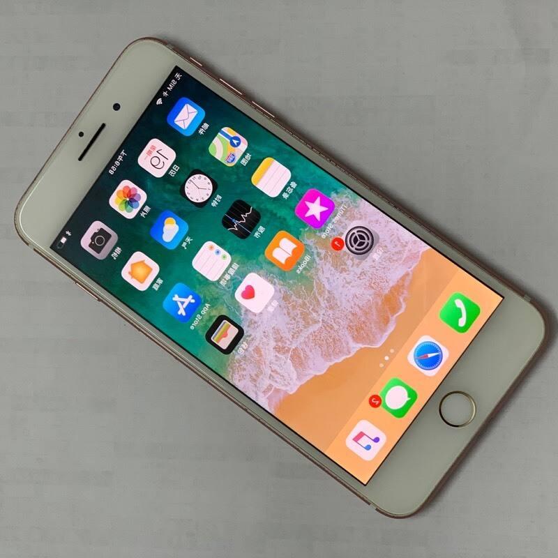 编号3855 9新iPhone7 Plus 32G 玫瑰金 移动4G联通4G 美版