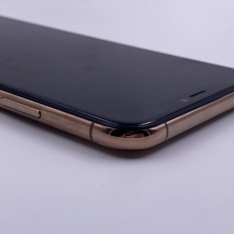 9新 苹果/iPhoneXS Max 64G 海外版 全网通4G 金色 编号4100