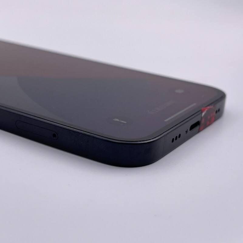 95新 苹果/iPhone 12 128G 全网通5G 黑色 编号9284