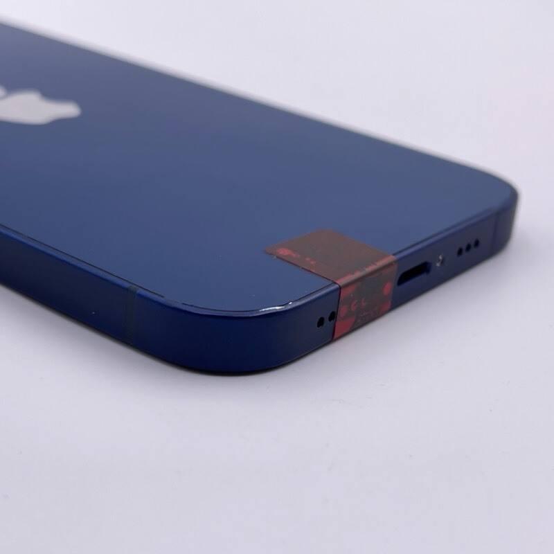9新 苹果/iPhone 12 64G 全网通5G 蓝色 编号7327