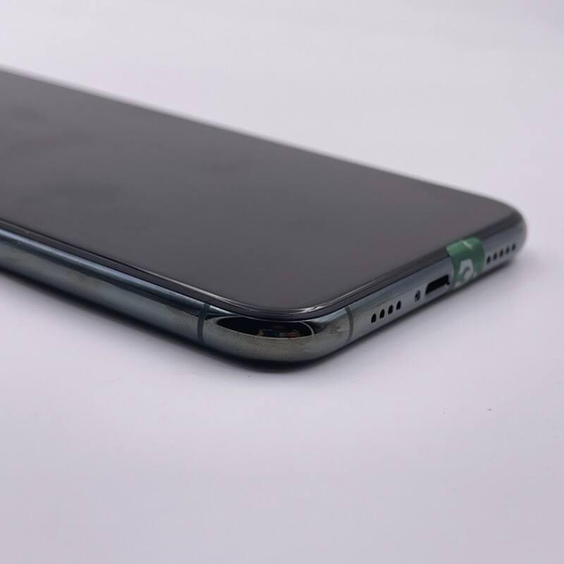 95新 苹果/iPhone 11 Pro Max 256G 海外版 全网通4G 绿色 编号4823