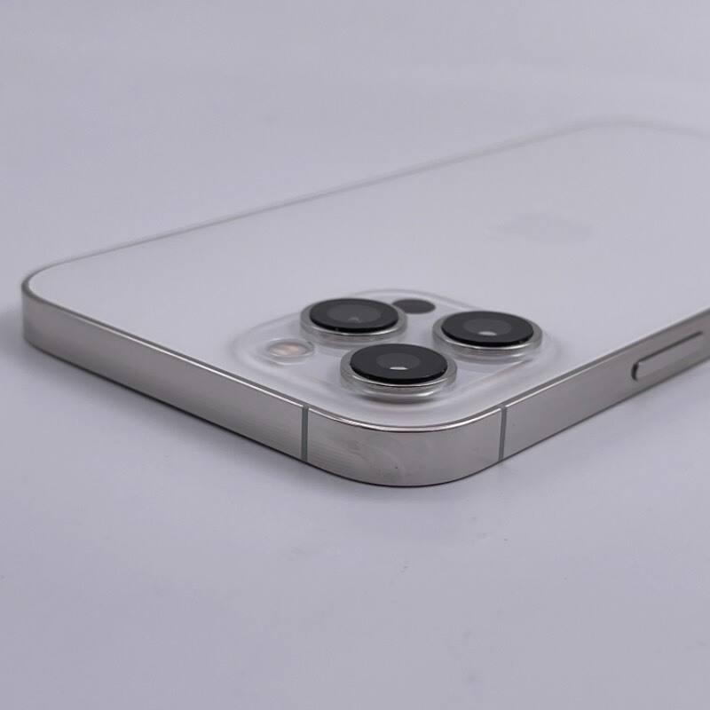 准新机 苹果/iPhone12 Pro Max 128G 海外版 全网通5G 白色 编号8813