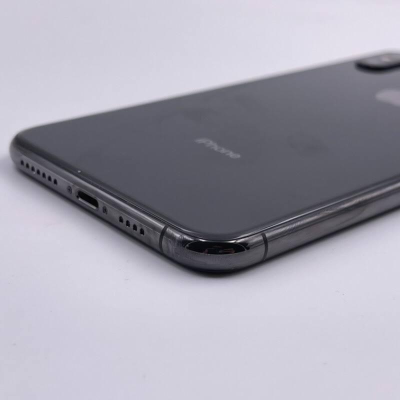 95新 苹果/iPhoneXS Max 256G 海外版 全网通4G 黑色 编号4386