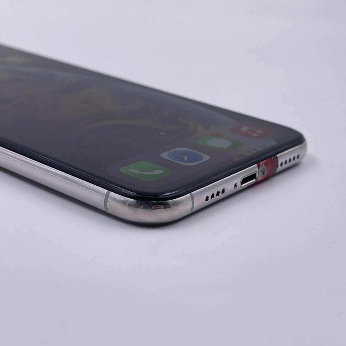 95新 苹果/iPhoneXS Max 256G 海外版 全网通4G 白色 编号5582